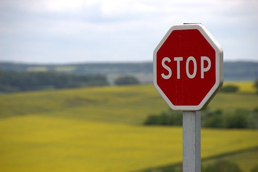 Stop, Sign, Traffic Sign, Road Sign